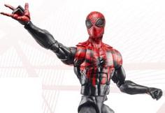 ハズブロ アクションフィギュア 6インチ レジェンド #03 スーペリア・スパイダーマン(原作版)