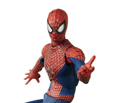 マフェックス No.004 アメイジング・スパイダーマン 2 DX セット