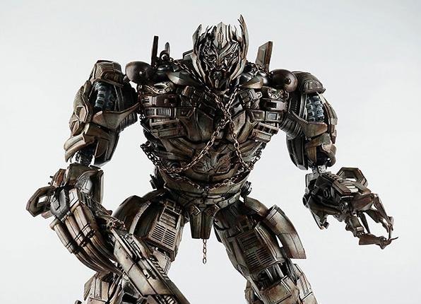 トランスフォーマー/ダークサイド・ムーン Megatron(メガトロン) アクションフィギュア