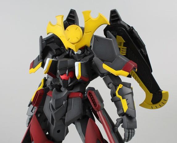 プラアクト03ex:織田-鬼葦毛セット- プラモデル