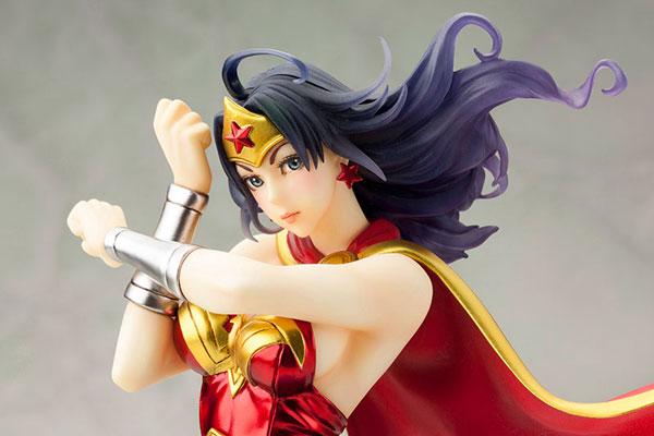 DC COMICS美少女 アーマード ワンダーウーマン