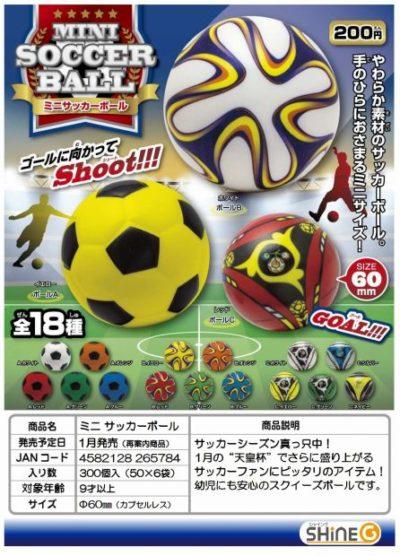 ミニ サッカーボール