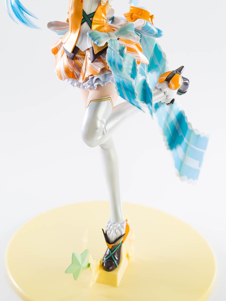 「初音ミク オレンジブロッサムVer.」フィギュア 画像レビュー【マックスファクトリー】
