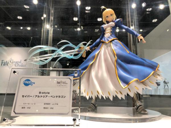 【Fate/GO】「セイバー/アルトリア・ペンドラゴン 1/4フィギュア ...