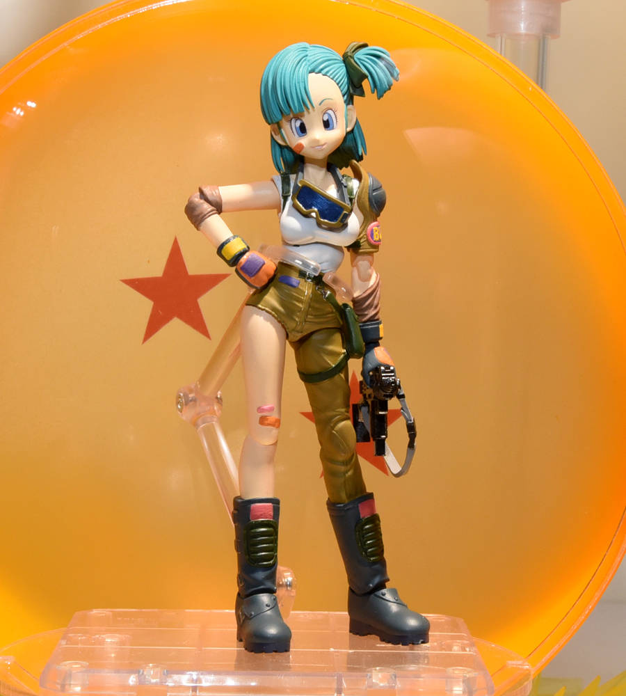 Figuarts Dragonball Bulma S.H Anime & Manga