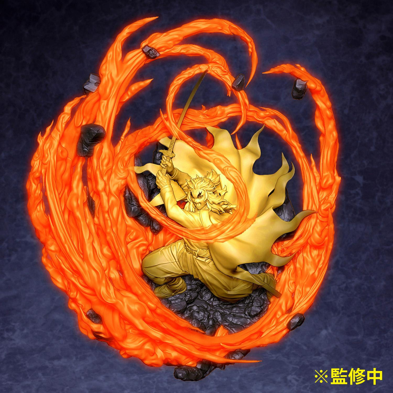 杏 フィギュア 煉獄 寿郎